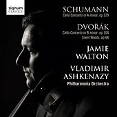 Play & Download Dvořák & Schumann: Cello Concertos by Jamie Walton | Napster