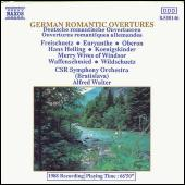 Play & Download German Romantic Overtures by Various Artists | Napster