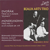 Play & Download Dvořák & Mendelssohn: Trio by Beaux Arts Trio | Napster