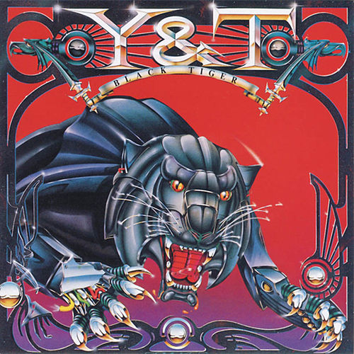 Play & Download Black Tiger by Y&T | Napster