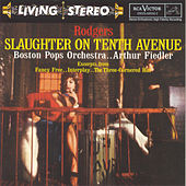 Play & Download Slaughter On 10th Avenue by Boston Pops | Napster
