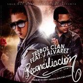 Play & Download Reconciliacion (Remix) [feat. J Alvarez] - Single by Trebol Clan | Napster