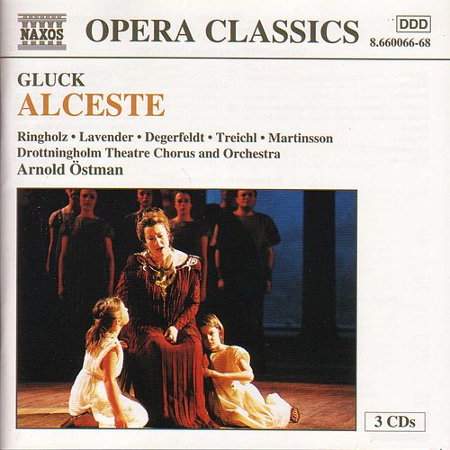 Play & Download Alceste by Christoph Willibald Gluck | Napster