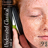 Underrated Classical: 4 Hours of the Greatest Classical Music You Should be Listening to, Volume 2 by Various Artists
