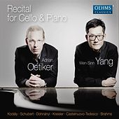 Play & Download Recital for Cello & Piano by Wen-Sinn Yang | Napster