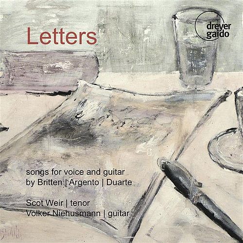 Letters by Scot Weir