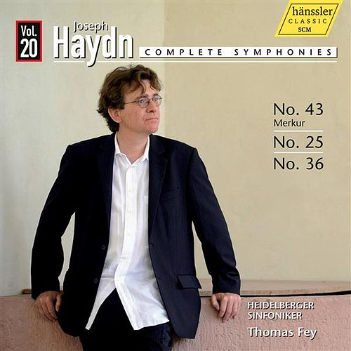 Haydn: Complete Symphonies, Vol. 20 by The Heidelberg Symphony Orchestra