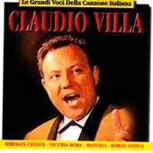 Le Grandi Voci Della Canzone Italiana by Claudio Villa