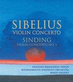Play & Download SIBELIUS: Violin Concerto / SINDING: Violin Concerto No. 1 by Henning Kraggerud | Napster