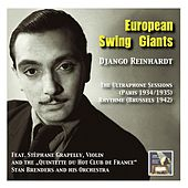 European Swing Giants, Vol.6: Django Reinhardt –The Ultraphone Sessions (Paris 1934-1935) and Rhythme (Brussels 1942) by Various Artists