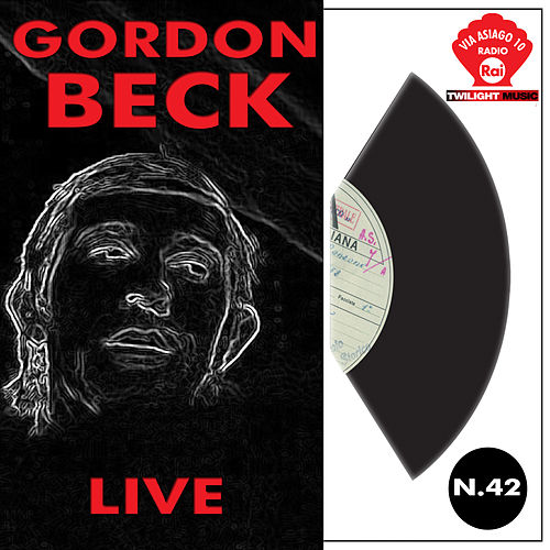 Play & Download Gordon Beck Live by Gordon Beck | Napster