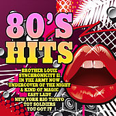 Play & Download 80's Hits by D.J. In The Night | Napster