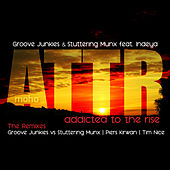 Play & Download ADDICTED TO THE RISE (The Remixes) (feat. Indeya) by Groove Junkies | Napster