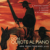 Don Quijote al Piano by Ana Vega-Toscano