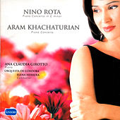Play & Download Nino Rota - Aram Khachaturian by Ana Claudia Girotto | Napster
