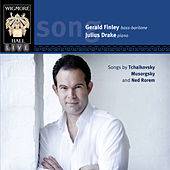 Wigmore Hall Live - Songs By Tchaikovsky, Mussorgsky & Ned Rorem by Julius Drake