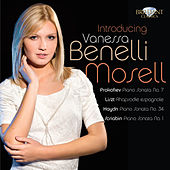 Virtuoso Piano Music by Vanessa Benelli Mosell