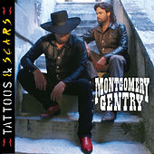 Play & Download Tattoos & Scars by Montgomery Gentry | Napster