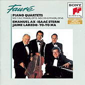 Play & Download Fauré: Piano Quartets by Yo-Yo Ma | Napster