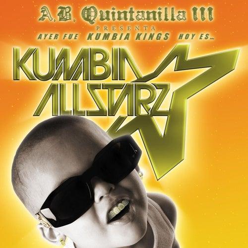 From Kk To Kumbia All-Starz by A.B. Quintanilla III