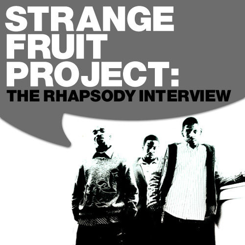 Play & Download The Rhapsody Interview by Strange Fruit Project | Napster