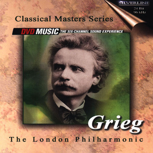 Play & Download Classical Masters Series Grieg by Edvard Grieg | Napster