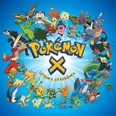 Play & Download Pokemon X: 10 Years of Pokemon by Pokemon-2.B.A. Master | Napster