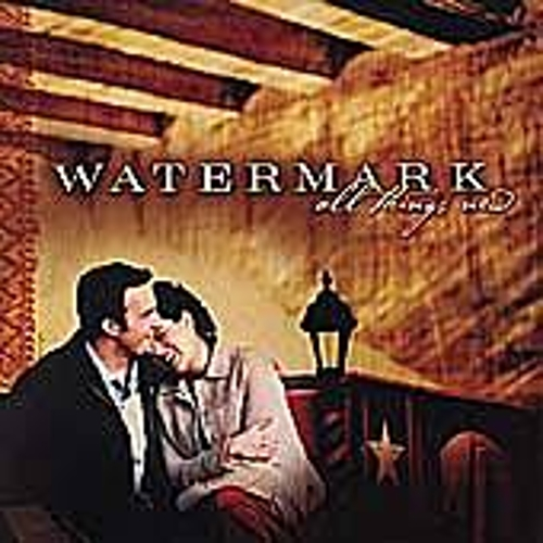 Play & Download All Things New by Watermark | Napster