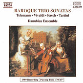 Play & Download BAROQUE TRIO SONATAS by Danubius Ensemble | Napster