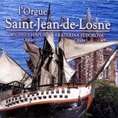L'Orgue Saint - Jean - De - Losne by Michel Chapuis