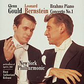Brahms:  Concerto for Piano and Orchestra No. 1 in D Minor, Op. 15 by Various Artists