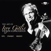 The Art of Ivry Gitlis, Violin Concertos by Various Artists