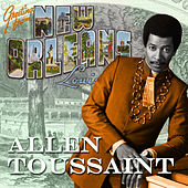 Greetings from New Orleans / Allen Toussaint von Various Artists