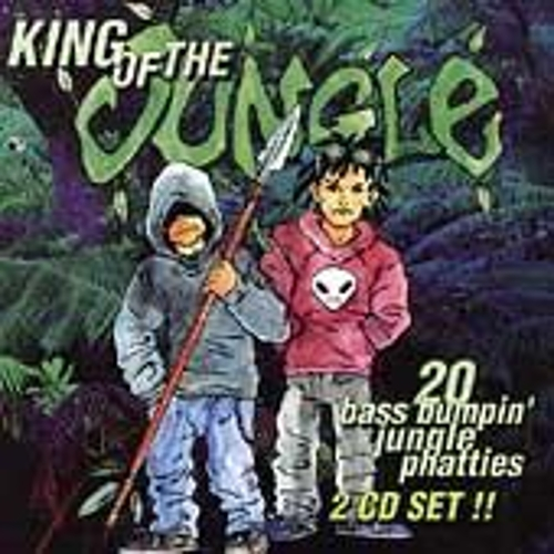 King Of The Jungle by Various Artists
