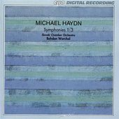Play & Download Haydn: Symphonies 1-3 by Slovak Chamberorchestra | Napster