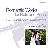 Romantic Works for Flute and Piano by Atsuko Koga