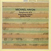 Play & Download Haydn: Symphonies Nos. 4-6 by Slovak Chamberorchestra | Napster