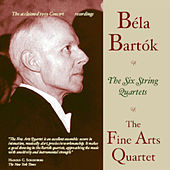 Bartók: The Six String Quartets by Fine Arts Quartet