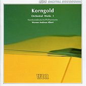 Korngold: Orchestral Works, Vol. 1 by Various Artists