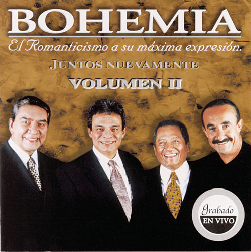 Bohemia Volumen II by Raul Di Blasio