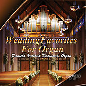 Mendelssohn, Bach, Clarke, Purcell: Wedding Favorites for Organ von Daniela Valtová Kosinová