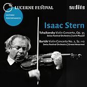 Play & Download Lucerne Festival Historic Performances, Vol. II (Tchaikovsky: Violin Concerto, Op. 35 - Bartók: Violin Concerto No. 2, Sz. 112) by Various Artists | Napster