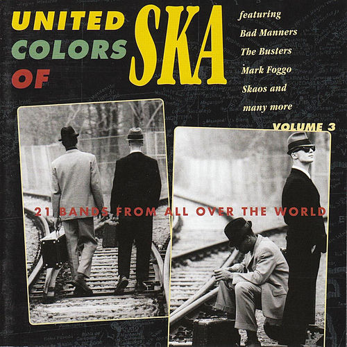 United Colors Of Ska Vol. 3 by Various Artists