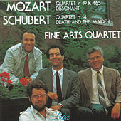 Play & Download Mozart: Quartet No. 19, K. 465