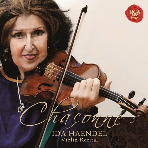 Chaconne - Ida Haendel Violin Recital di Ida Haendel