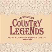 Play & Download 15 Women's Country Legends by Various Artists | Napster