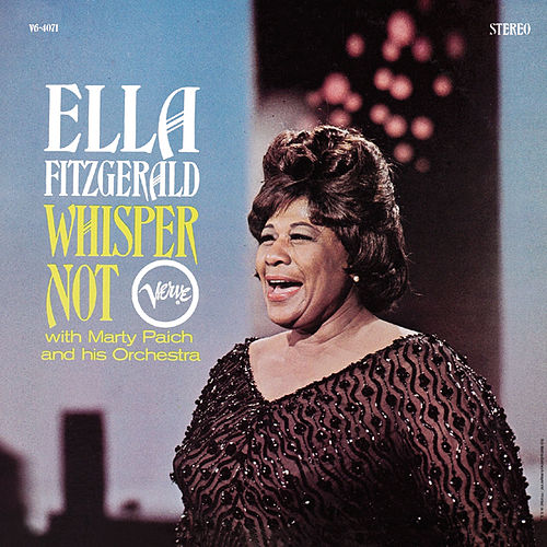 Play & Download Whisper Not by Ella Fitzgerald | Napster