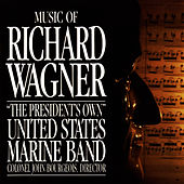 Music of Richard Wagner by United States Marine Band