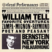 Favorite Overtures by New York Philharmonic