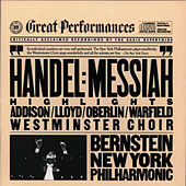 Play & Download Handel: Messiah Highlights by New York Philharmonic | Napster